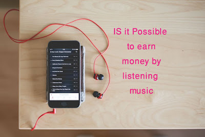 earn money by listening and reviewing music, top sites to earn by listening to the music