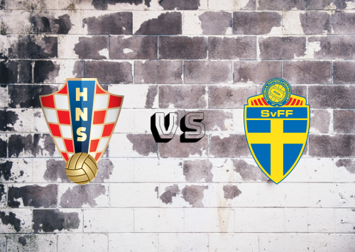 Croacia vs Suecia  Resumen
