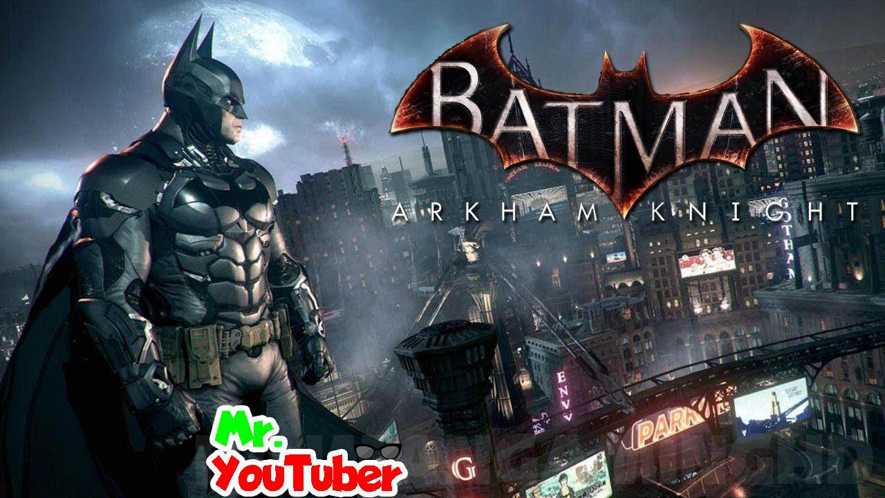 تحميل لعبة باتمان للأندرويد برابط مباشر
