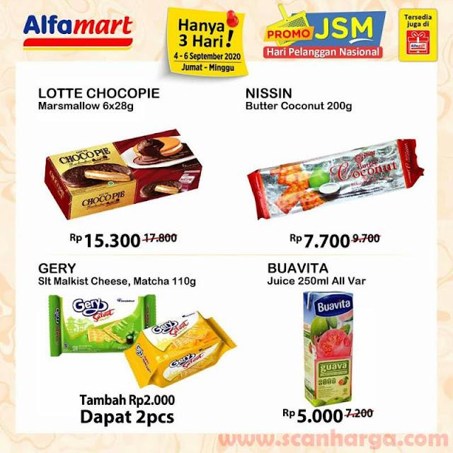 ALFAMART Promo JSM Spesial HARPELNAS - Hari Pelanggan Nasional 4 - 6 September 2020 8