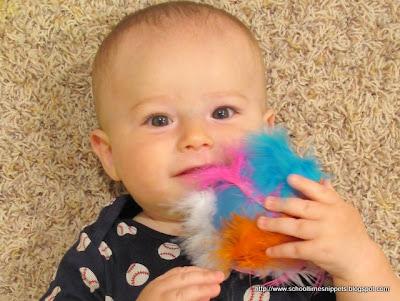 Sensory Activity for Babies