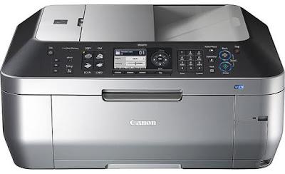 Canon Pixus MX870ドライバーのダウンロード