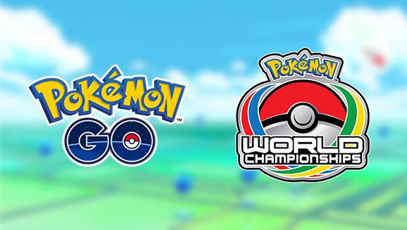 Pokémon GO Pokémon World Championship