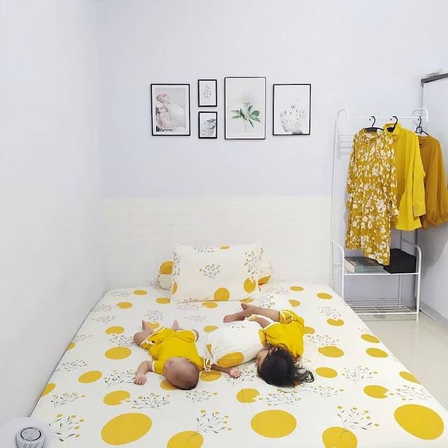 Kamar Tidur Minimalis Sederhana Ukuran 3×4 Terbaru