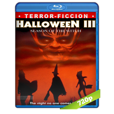 Halloween 3 (1982) BRRip 720p Audio Trial Latino-Castellano-Ingles 5.1