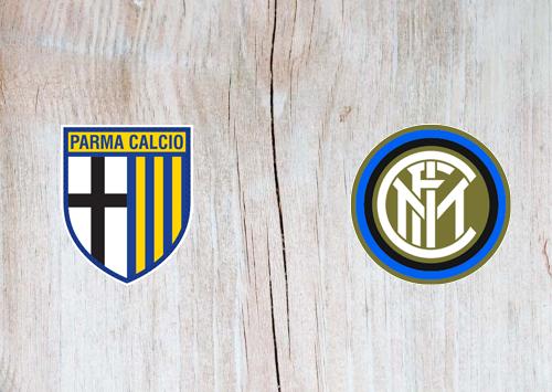 Parma vs Internazionale Full Match & Highlights 28 June 2020