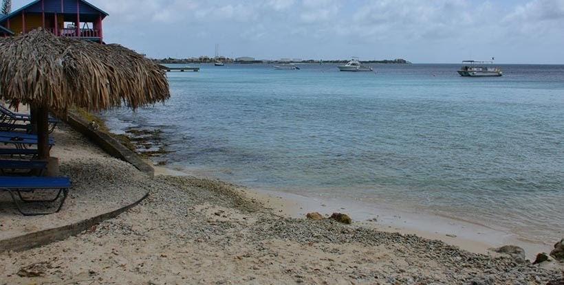 Flamingo Beach - praias de Bonaire