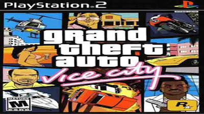 Grand Theft Auto: Vice City ISO PS2 (PC)