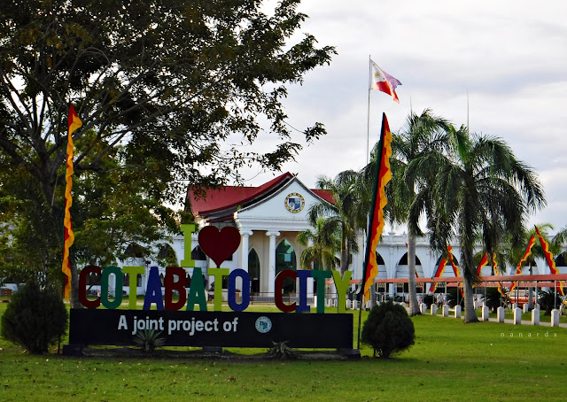 The People's Palace in Cotabato City. Photo by Nanardx Navarro