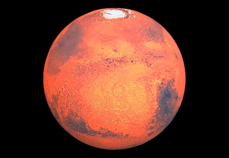 O que aconteceu com a água de Marte?