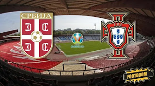 Сербия – Португалия смотреть онлайн бесплатно 7 сентября 2019 прямая трансляция в 21:45 МСК.