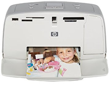 HP Photosmart 325 Compact Photo Printer Driver Download
