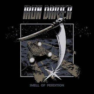 "Ο δίσκος των Iron Driver ""Smell of Perdition"""