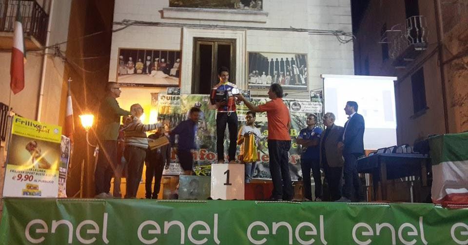 A un giovane oritano il trofeo 2016 parchi naturali in mountain bike.