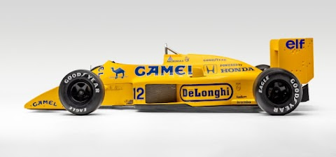 Pole Position: The Juan Gonzalez Formula 1 Collection at The Petersen