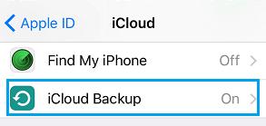 Cara Mudah Mengaktifkan Pencadangan iCloud di iPhone atau iPad 4