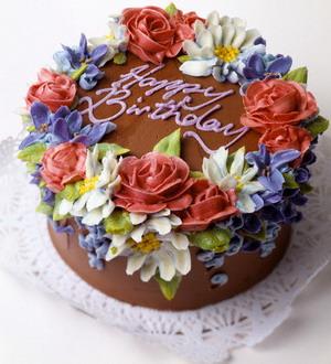 Berita Texas Cara Membuat Kue Ulang Tahun Unik 2013