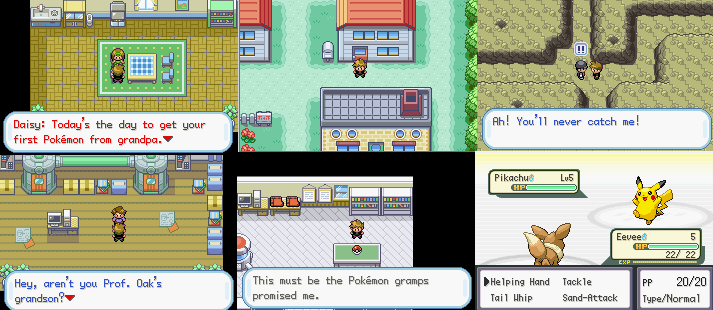 Pokemon Gary's Mod GBA ROM Hack Download