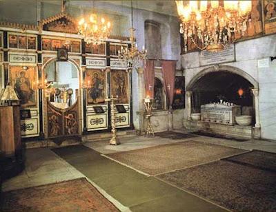 baloukli Ο σύγχρονος ναός της Παναγίας των Βλαχερνών Κωνσταντινούπολη