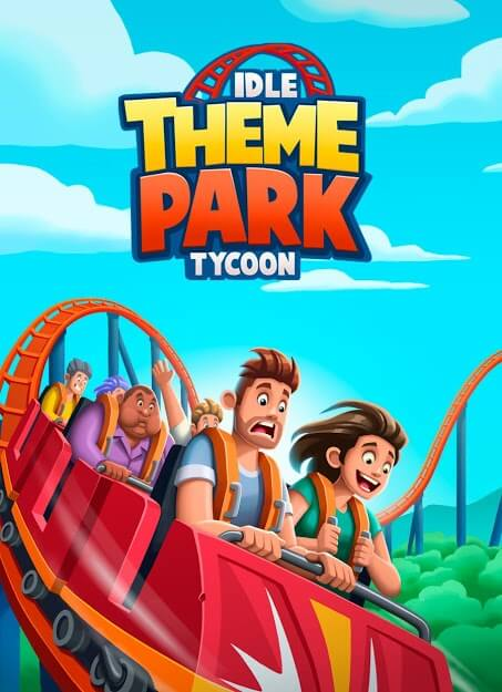 Idle Theme Park Tycoon APK MOD Dinheiro Infinito 2021 v 2.5.4