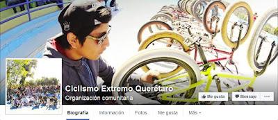 https://www.facebook.com/ciclismoextremoqueretaro/
