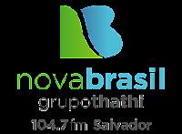 Rádio Nova Brasil FM 104,7 de Salvador BA