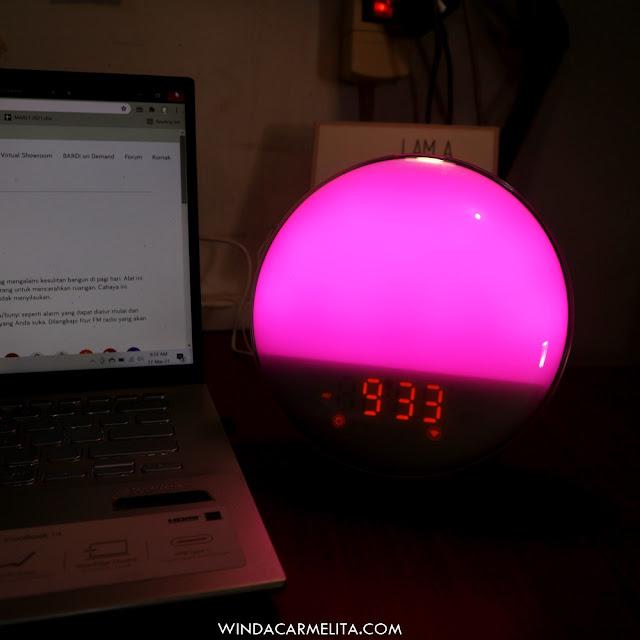 Bardi Smart Wake Up Light