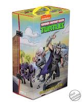 Marvelous San Diego Comic Con NECA Exclusive Teenage Mutant Ninja Turtles th Anniversary Cartoon Action