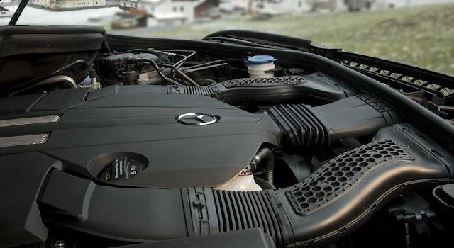 Động cơ Mercedes GLS 400 4MATIC 2018 vận hành mạnh mẽ và vượt trội