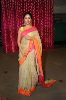 Anu Emanuel Looks Super Cute in Saree ~  Exclusive Pics 002.JPG