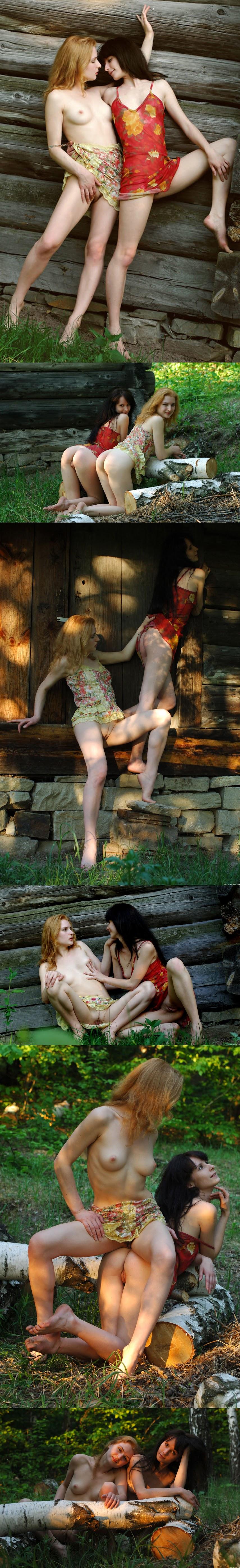 Met-Art MA 20080517 - Bella A  Ashanti A - Amicizie - by Ingret