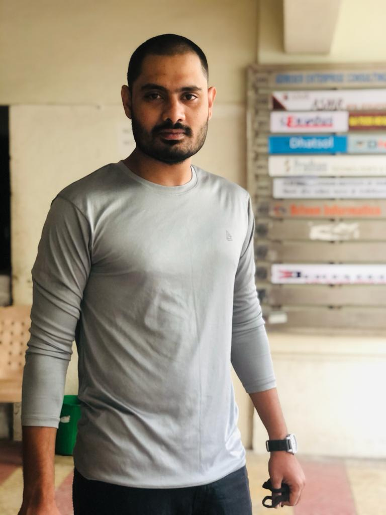 Ravi R Naik