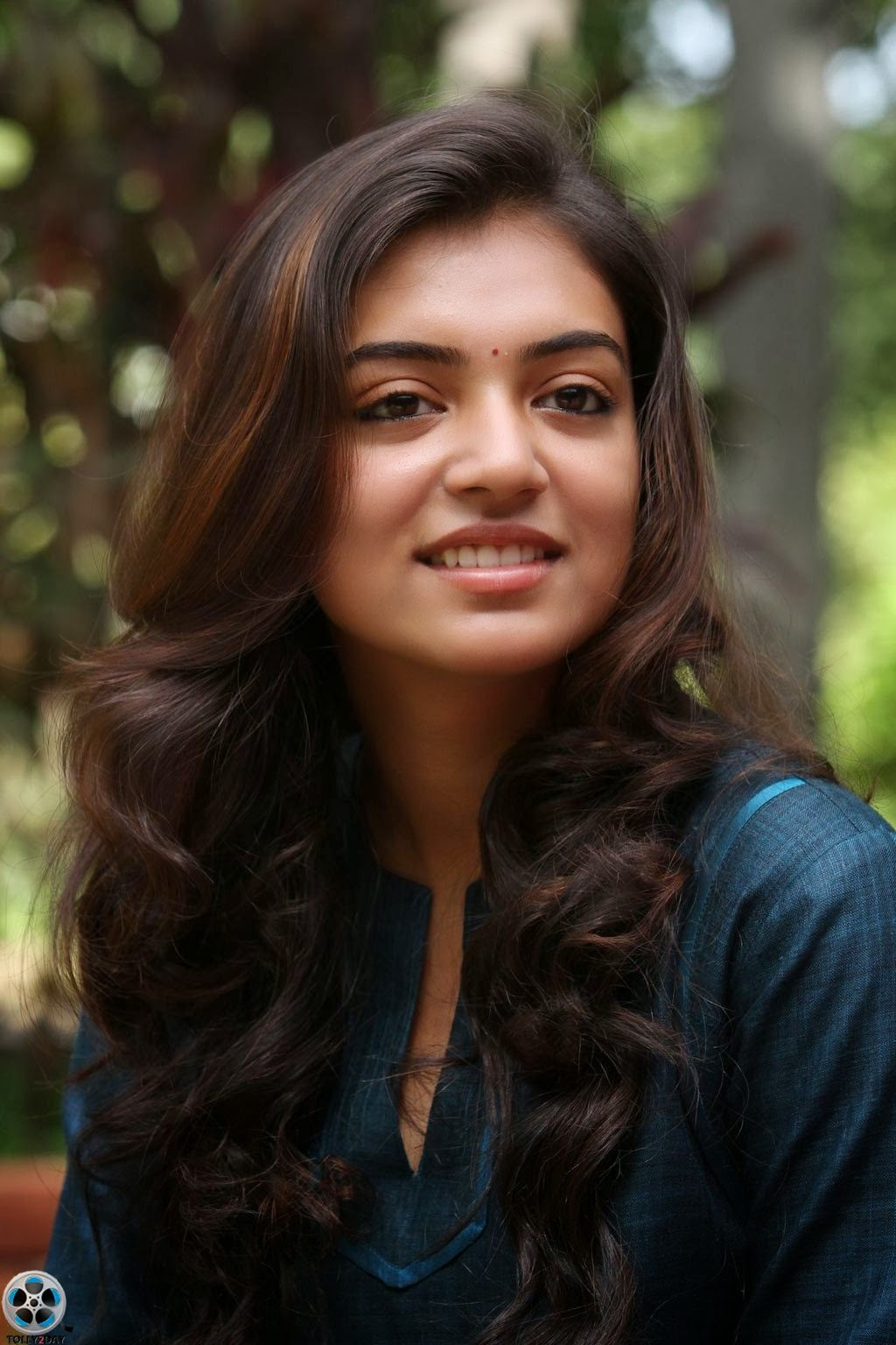 Hot  Sexy Indian Actress Photo Gallery Nazriya Nazim Hot -3049
