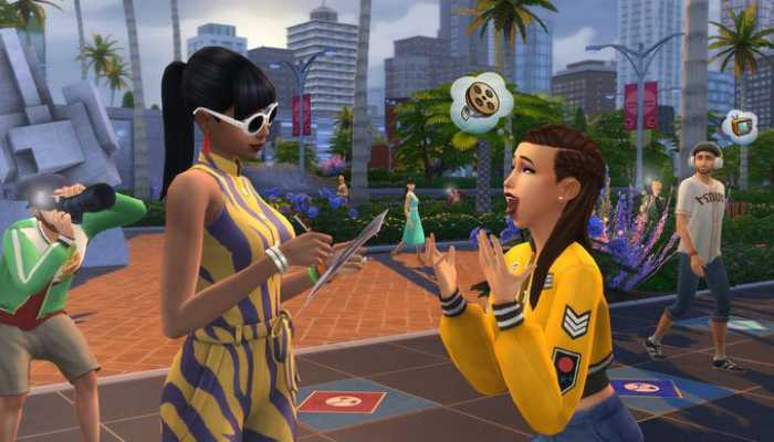 Download The Sims 4 Get Famous Game For PC Highly Compressed