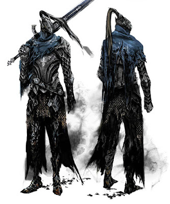 Anteprima dalla First 4 Figures - Da Dark Souls arriva Artorias The AbyssWalker
