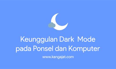 cara-mengaktifkan-dark-mode