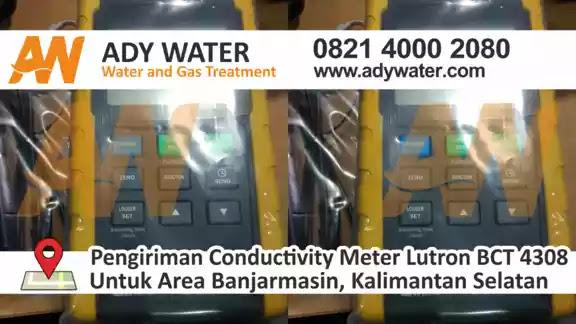 Jual Conductivity Meter di Banjarmasin