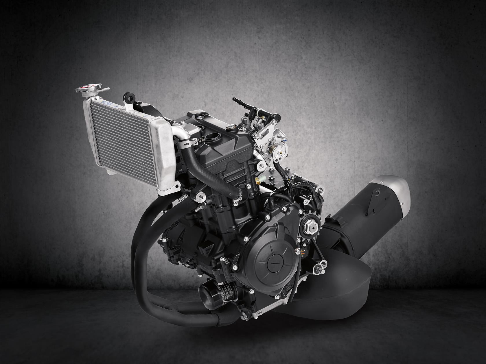 yahama r3 engine automation bio