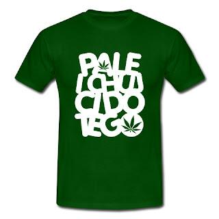 Koszulka Palę i chuj ci do tego