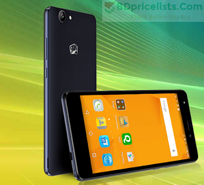 Micromax Canvas Nitro 3 Mobile Full Specifications and Price In Bangladesh