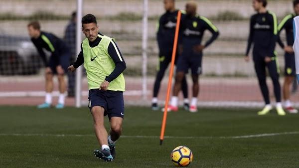 Málaga, arranca el entrenamiento de la primera plantilla, luego rueda de prensa de David Cabello y Mini