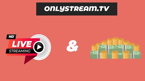 OnlyStream: Tempat Upload Video Dengan Bayaran Yang Menggiurkan!