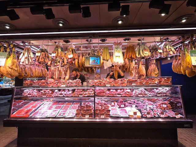 onde comer em Barcelona