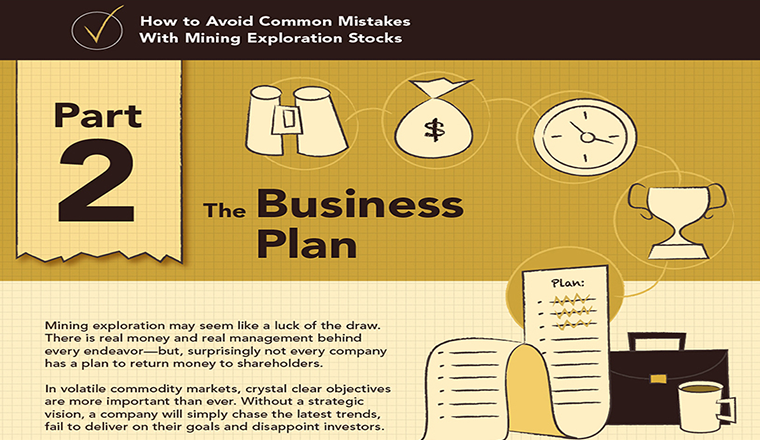 How to Avoid Common Mistakes With Mining Stocks #infographic