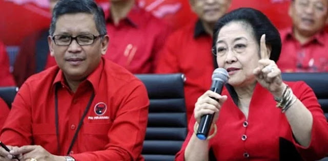 Megawati Tidak Akan Segan Mendepak Hasto