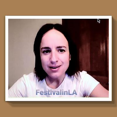 """Maite Alberti, documentarian, """"The Mole Agent."""" Photo: José Alberto Hermosillo"""