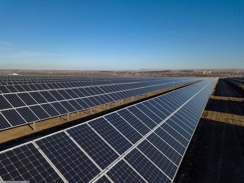 Sorochinsk, with a capacity of 60 MW, has become the most powerful object of photovoltaics built in Russia. The second, Novosergievka, with a capacity of 45 MW, ranked second in the list of solar stations.