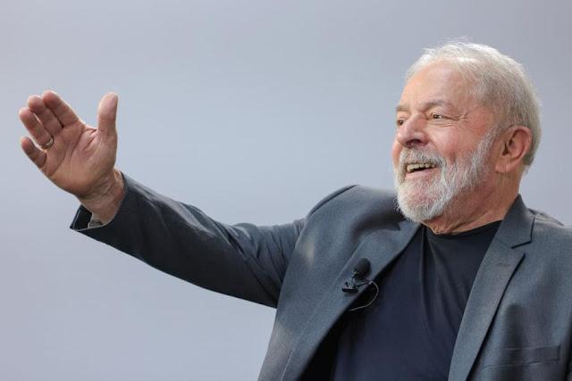 POLÍTICA: Justiça Federal rejeita denúncia contra Lula