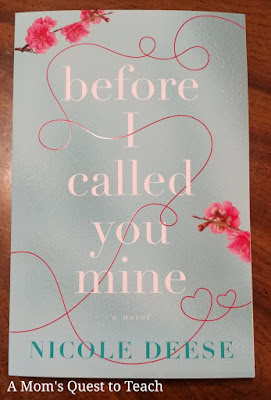 book cover of Before I Called You Mine: A Novel