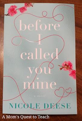 book cover of Before I Called You Mine: A Novel